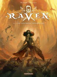 Raven T2 : Les contrées infernales (0), bd chez Dargaud de Lauffray