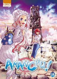 Amanchu ! T16, manga chez Ki-oon de Amano