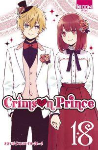 Crimson prince T18, manga chez Ki-oon de Kuwahara