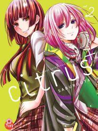 Citrus+ T2, manga chez Taïfu comics de Saburouta