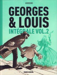 Georges et Louis T2, bd chez Fluide Glacial de Goossens