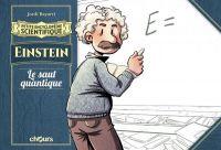 Petite encyclopédie scientifique T7 : Einstein - Le saut quantique (0), bd chez Chours de Bayarri, Seijas