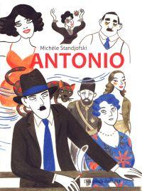 Antonio, bd chez Des ronds dans l'O de Standjovski