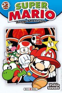 Super Mario T23, manga chez Soleil de Sawada