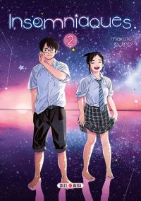 Insomniaques T2, manga chez Soleil de Ojiro