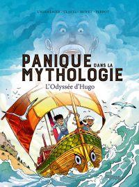 Panique dans la mythologie, bd chez Jungle de L'Hermenier, Brivet