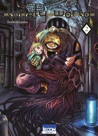 Lonely world T2, manga chez Ki-oon de Iwatobineko