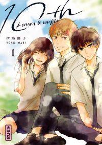 10th - à couper le souffle T1, manga chez Kana de Inari