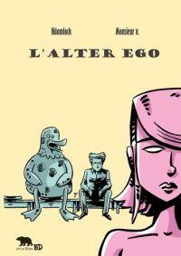 L'Alter ego, bd chez Artus films BD de Näamlock, Monsieur K