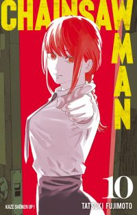 Chainsaw man T10, manga chez Kazé manga de Fujimoto