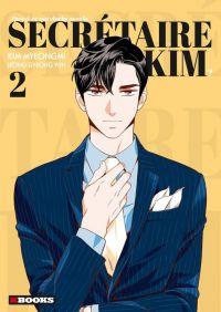 Qu'est-ce qui cloche avec la secrétaire Kim ? T2, manga chez Delcourt Tonkam de Gyeong Yun, Myeongmi