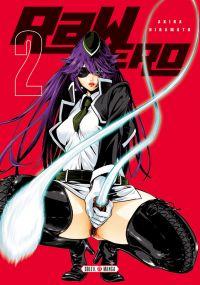 Raw hero T2, manga chez Soleil de Hiramoto