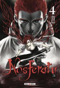 Nosferatu T4, manga chez Soleil de Shinjirô