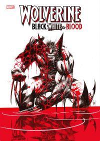 Wolverine Black, White & Blood , comics chez Panini Comics de Collectif, Kubert
