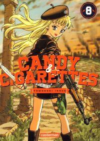 Candy & cigarettes T8, manga chez Casterman de Inoue