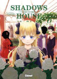 Shadows house T6, manga chez Glénat de So-ma-to