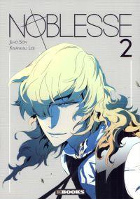 Noblesse T2, manga chez Delcourt Tonkam de Lee, Son