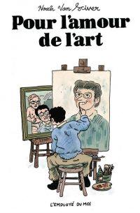 Pour l'amour de l'art , comics chez L'employé du moi de Van Sciver