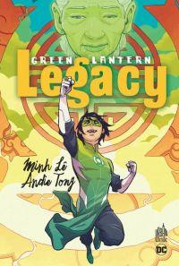 Green Lantern Legacy, comics chez Urban Comics de Lê, Tong, Stern