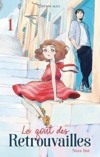 Le goût des retrouvailles T1, manga chez Akata de Itoi