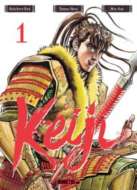 Keiji T1, manga chez Mangetsu de Ryû, Hara