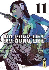 No guns life T11, manga chez Kana de Karasuma