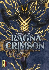 Ragna Crimson  T8, manga chez Kana de Kobayashi