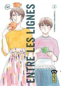 Entre les lignes T2, manga chez Kana de Yamashita