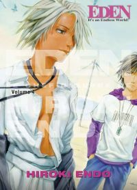 Eden: It's an Endless World ! T4, manga chez Panini Comics de Endo