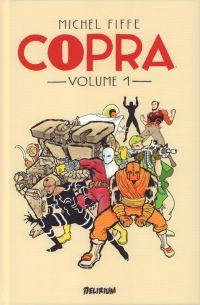 Copra, comics chez Delirium de Fiffe