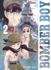 Bomber boy T2, manga chez Panini Comics de Seto