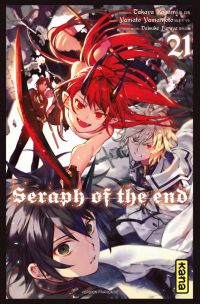 Seraph of the end  T21, manga chez Kana de Kagami, Yamamoto