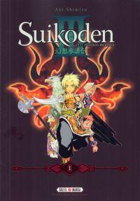 Suikoden III T1, manga chez Soleil de Shimizu