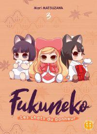Fukuneko T3, manga chez Nobi Nobi! de Matsuzawa