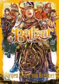 Baltzar T10, manga chez Meian de Nakajima