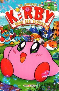 Les aventures de Kirby dans les étoiles T8, manga chez Soleil de Sakurai, Hikawa