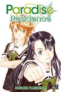 Paradise residence : Zero (0), manga chez Pika de Fujishima