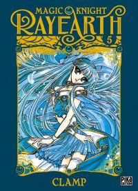 Magic knight rayearth T5, manga chez Pika de Clamp