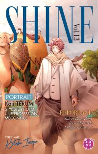 Shine T13, manga chez Nobi Nobi! de Inoya