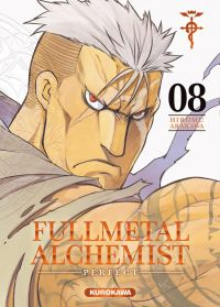 Fullmetal Alchemist T8, manga chez Kurokawa de Arakawa