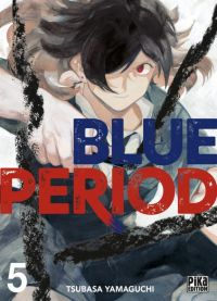 Blue period T5, manga chez Pika de Yamaguchi