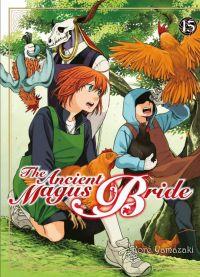 The ancient magus bride  T15, manga chez Komikku éditions de Yamazaki
