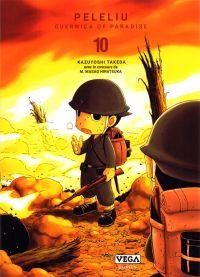 Peleliu - Guernica of paradise T10, manga chez Dupuis de Takeda