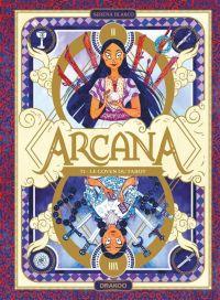 Arcana T1 : Le coven du tarot (0), bd chez Bamboo de Blasco