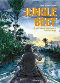 Jungle beef, bd chez Steinkis de Behra, Meyer