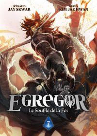 Egregor T7 : Le règne de l'âme (0), manga chez Meian de Skwar, Kim