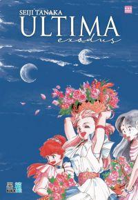 Ultima exodus, manga chez Black Box de Tanaka