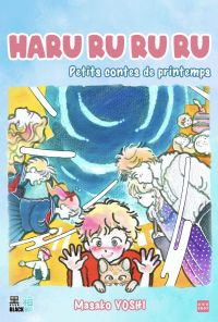 Haru ru ruru ru - Petits contes de printemps, manga chez Black Box de Yoshi