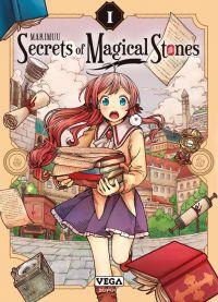 Secrets of magical stones T1, manga chez Dupuis de Marimuu