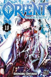 Orient - Samurai quest T10, manga chez Pika de Ohtaka